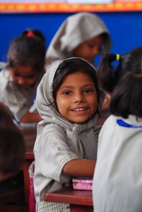 Child-Friendly-Schools-DIL - little girl